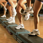 Step Class at Ageless