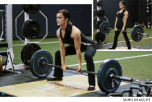 Exercises You Should Be Doing – Sumo Deadlift