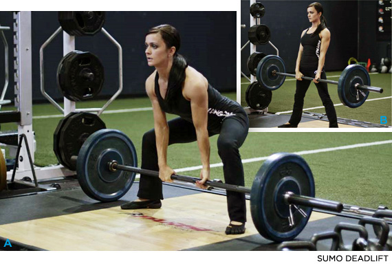 Exercises You Should Be Doing Sumo Deadlift Ageless Fitness