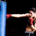 boxing class at ageless and ageless squared