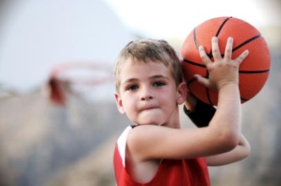 Little Kid Basketball League