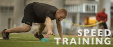 High School Speed and Agility Training at A2