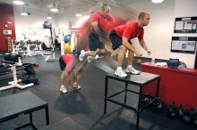 Basketball-Specific Speed and Plyometric Camp at Ageless