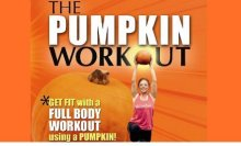 pumpkin workout at ageless and A2