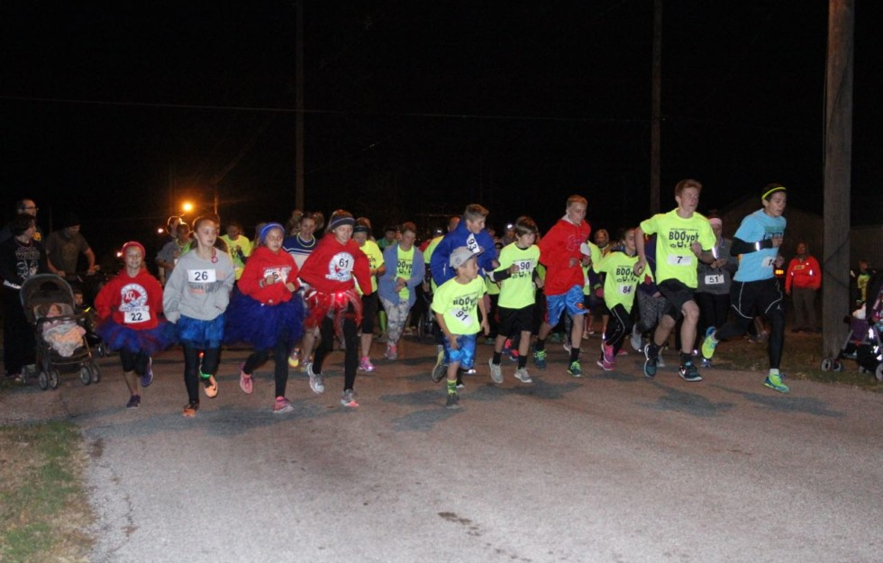 Haunted GloRun 2015