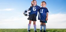 Little Kids' Soccer Starts in November at Ageless