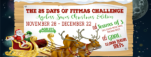 New Team Challenge: Ageless Saves Christmas