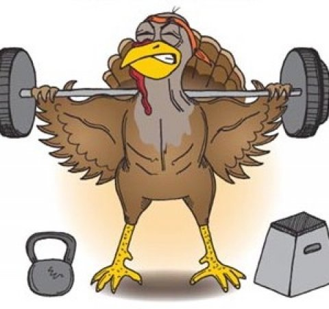 Thanksgiving workouts at Ageless