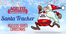 Santa Tracker: Ageless Saves Christmas