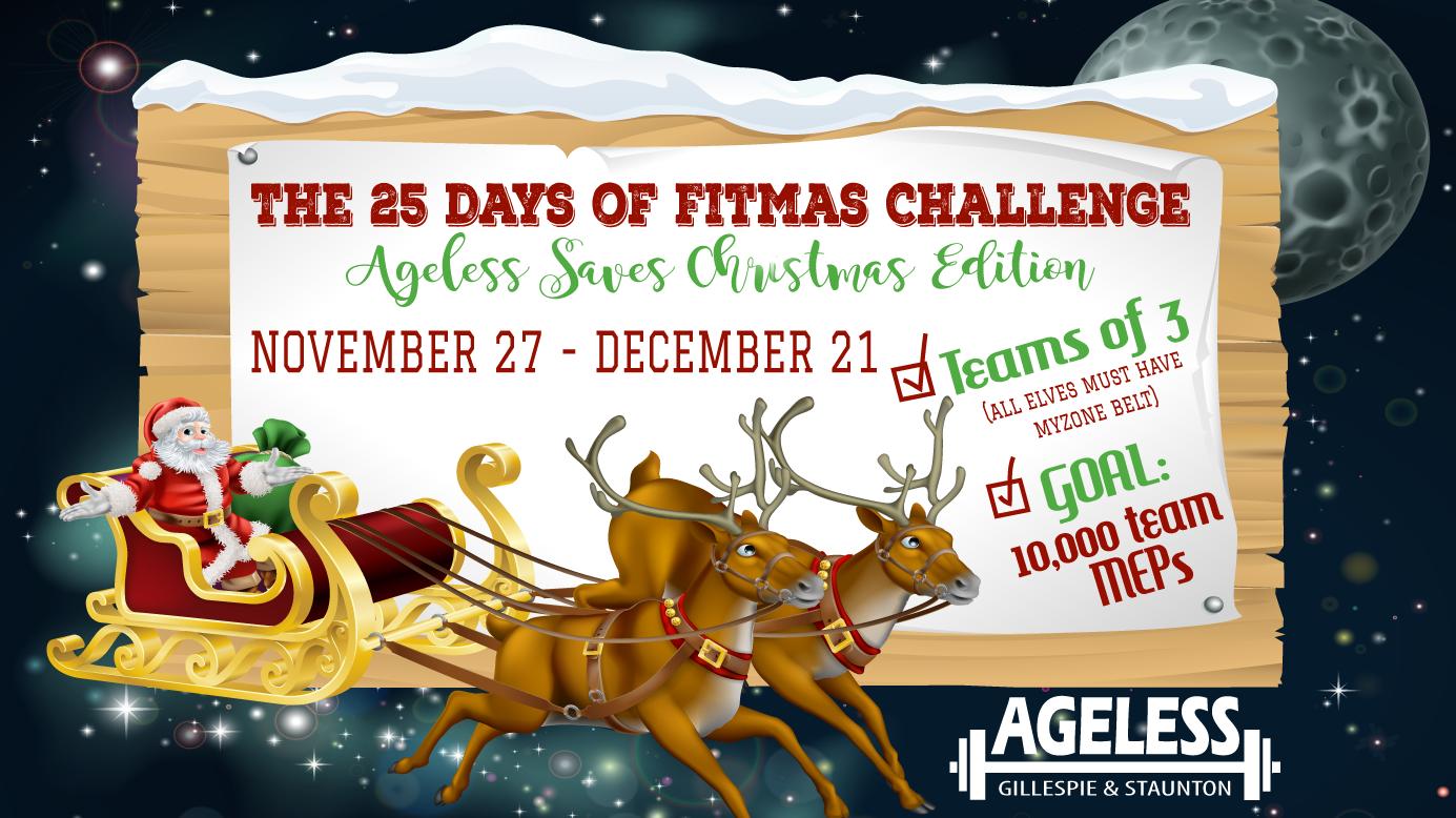 Overly Christmas.Santa Needs Your Help The Christmas Challenge Is Coming